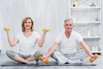 Yoga for Retirees