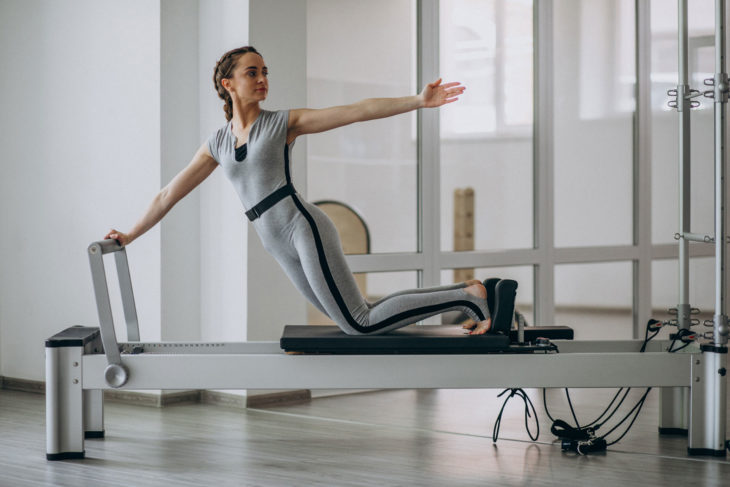 Yoga with machines
