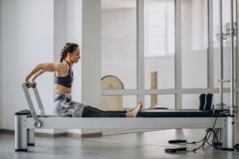 Yoga with machines